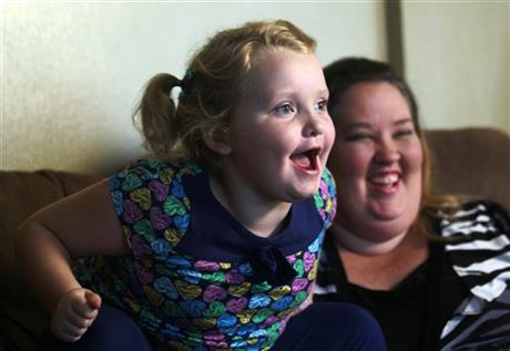 Alana Honey Boo Boo Thompson, June Shannon