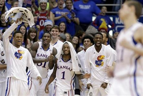 Colorado Kansas Basketball