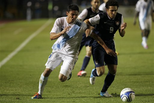 Guatemala US WCup Soccer