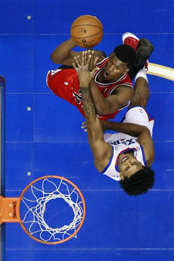 Nick Young, Jimmy Butler