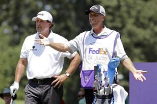 Phil Mickelson, Jim Mackay