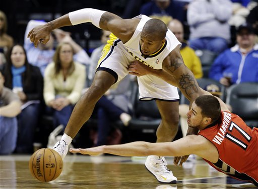 David West, Jonas Valanciunas