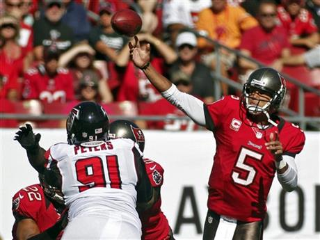 Corey Peters, Josh Freeman