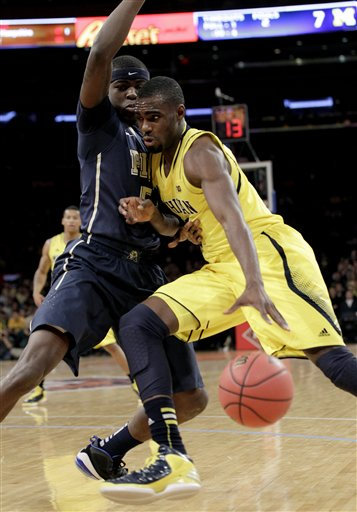 Tim Hardaway Jr., Durand Johnson
