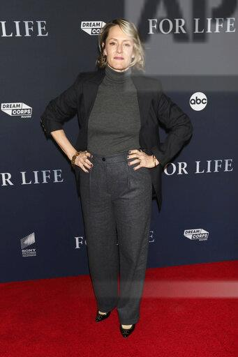 """NY Premiere of ABC's """"For Life"""""""
