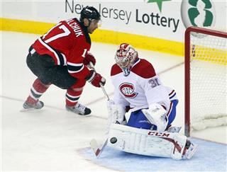Carey Price, Ilya Kovalchuk