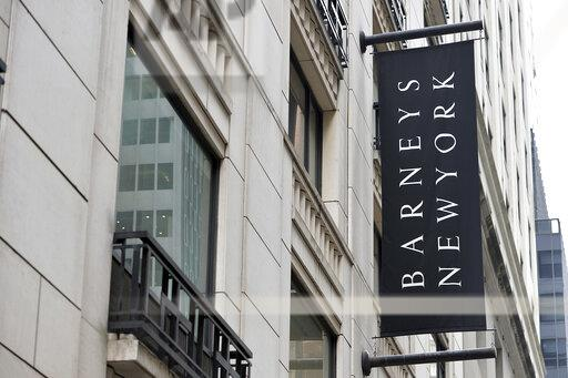 NY: Barneys New York Files For Bankruptcy