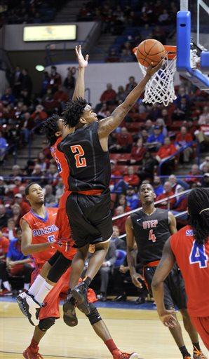 UTEP Louisiana Tech Basketball
