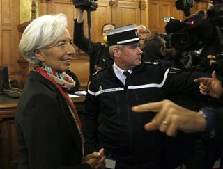 France IMF Lagarde