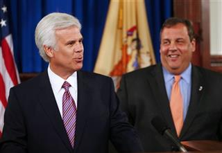 George Norcross III, Chris Christie