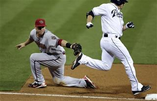 Paul Goldschmidt, Jason Marquis
