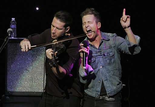 Zach Filkins, Ryan Tedder