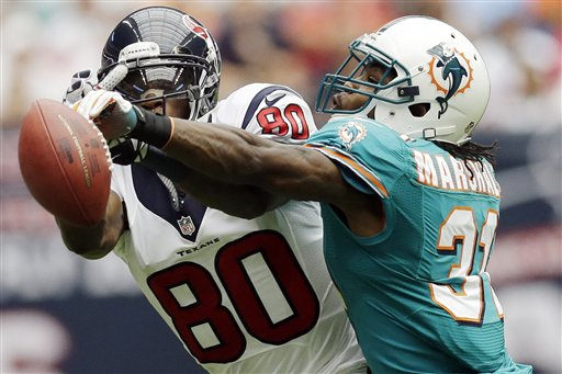Richard Marshall,  Andre Johnson
