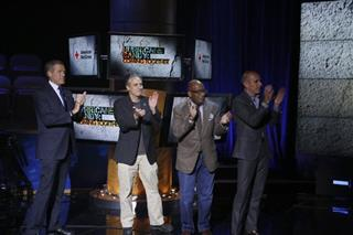 Brian Williams, Jon Stewart, Al Roker, Matt Lauer