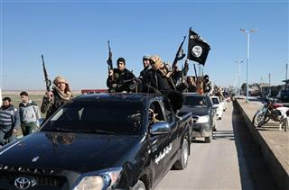 Mideast Islamic State Oil Business