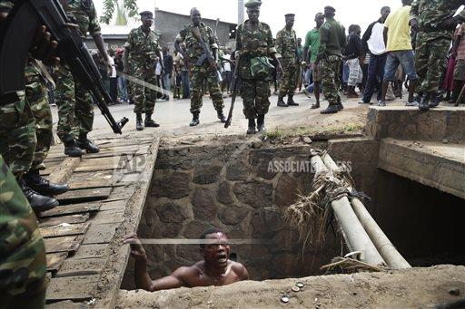 AP 10 Things To See Burundi Political Tensions