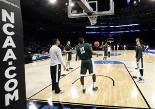 NCAA Michigan St Basketball