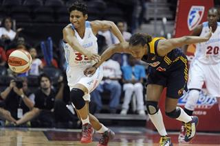 Angel McCoughtry, Tamika Catchings