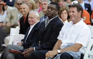 Jim Palmer, Earl Weaver, Eddie Murray