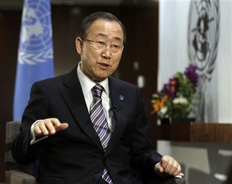 Ban Ki-moon
