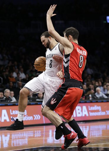 Deron Williams, Jose Calderon