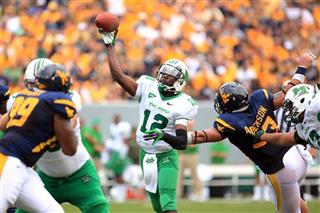 Marshall vs WVU football