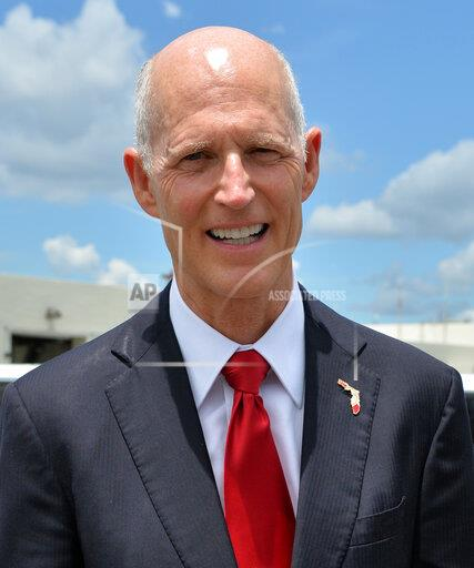 Florida's Rick Scott Tests Positive for Covid