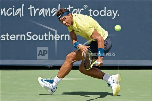 Tennis 2017 - Western And Southern Open - Friday's Round