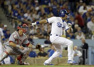 Andre Ethier, Wilson Ramos