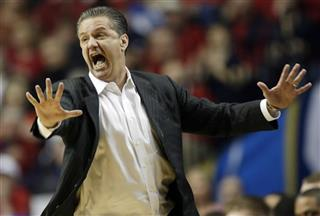 Kentucky Calipari Basketball