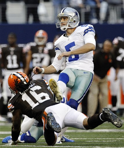 Dan Bailey, Josh Cribbs