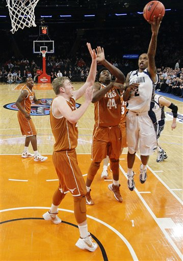 Texas Georgetown Basketball