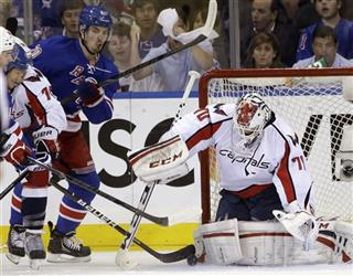 Chris Kreider, Braden Holtby