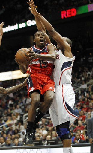 Jordan Crawford, Al Horford
