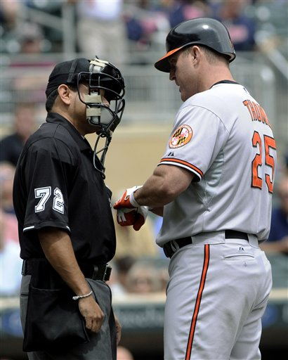 Jim Thome, Alfonso Marquez