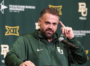 Baylor Rhule NFL Draft Football