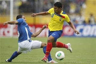 Jefferson Montero, Richard Menjivar