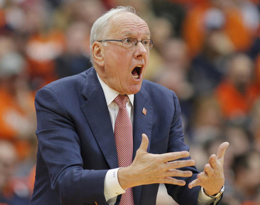 Syracuse lament: rest of season promises to be a struggle