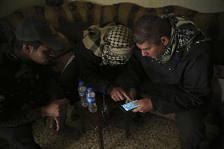 Iraq Mosul Spies