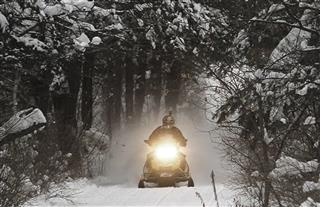 Snowmobiling Season