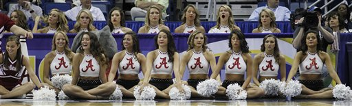 SEC Alabama South Carolina Basketball