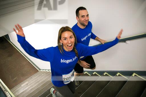 National MS Society Climb to the Top New York, presented by Biogen Idec