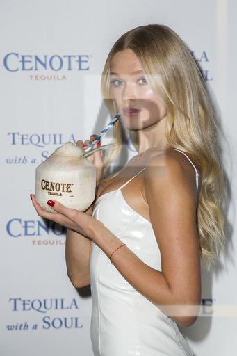 Cenote Tequila Launch