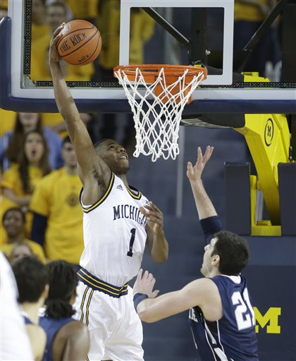 Glenn Robinson III, Nick Colella