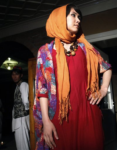 Afghanistan Fashion Show