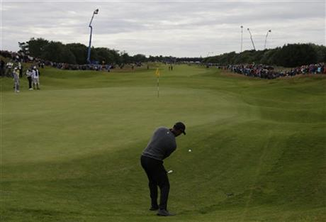 British Open Golf