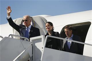 Joe Biden, Ashley Biden, Beau Biden