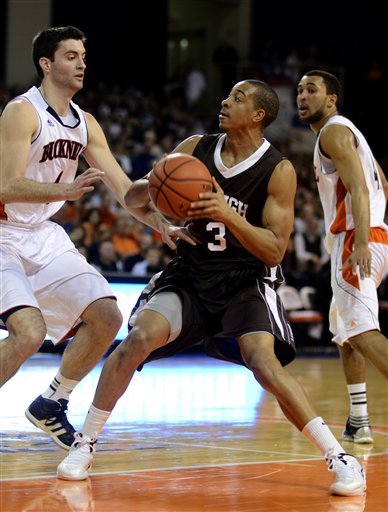 Patriot Lehigh Bucknelll Basketball