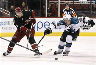 Sharks Coyotes Hockey