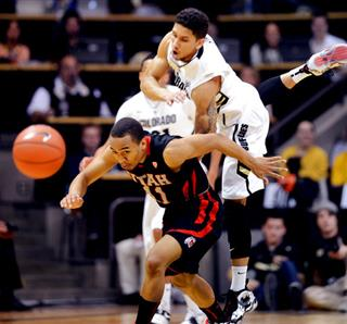 Utah Colorado Basketball